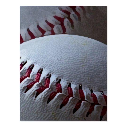 Baseballs Postcard