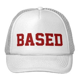 Based Trucker Hat