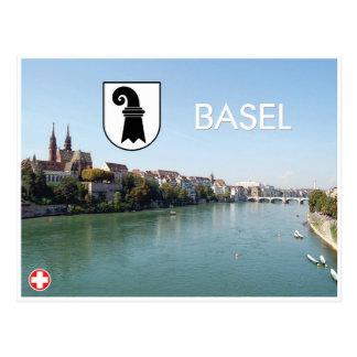 Basel - Switzerland Postcard