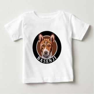 Basenji Dog 002 Baby T-Shirt