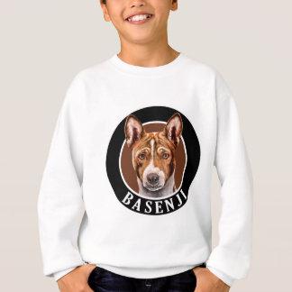 Basenji Dog 002 Sweatshirt