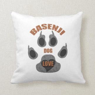Basenji Dog Breed  Pillow