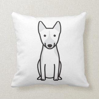 Basenji Dog Cartoon Cushion