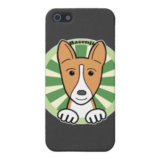 Basenji iPhone 5 Cases