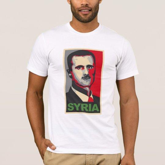 Bashar Al-Assad Syria T-Shirt