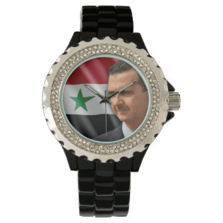 Bashar Al Assad Wrist Watch