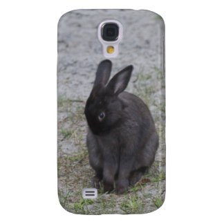 Bashful Bunny Rabbit Samsung Galaxy S4 Covers