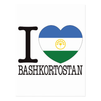 Bashkortostan Love v2 Postcard
