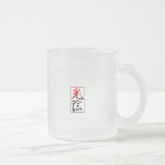 Basho - Orchid Mug
