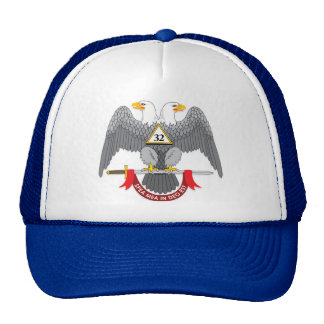 BASIC 32nd DEGREE SCOTTISH RITE Cap
