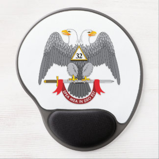 BASIC 32nd DEGREE SCOTTISH RITE Gel Mouse Mat