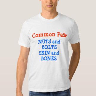 Basic American Apparel T-Shirt nuts bolts skin bon