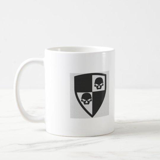 basic b2d logo coffee mug