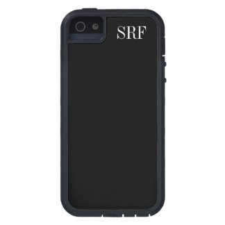 Basic Black Cell Phone / iPhone5s Case - SRF