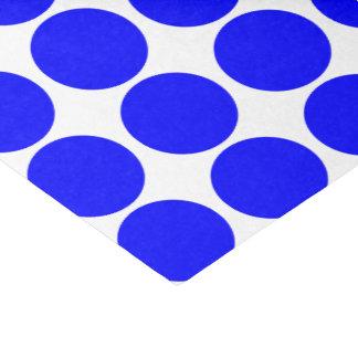 Basic Blue Polka Dot Tissue Paper