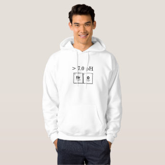 """Basic Bro"" Periodic Table of Elements STEM Hoodie"