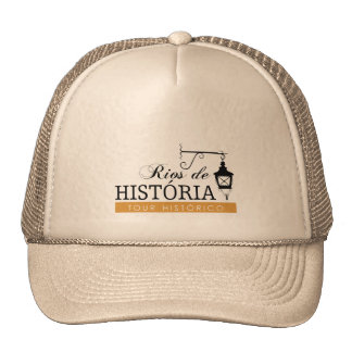 Basic cap Rivers of History