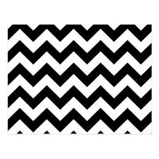 Basic Chevron Pattern Post Cards
