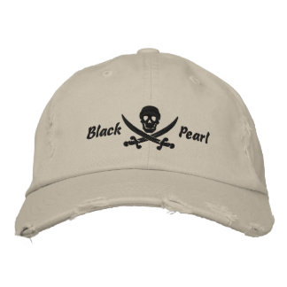 Basic Crew Cap Embroidered Hat