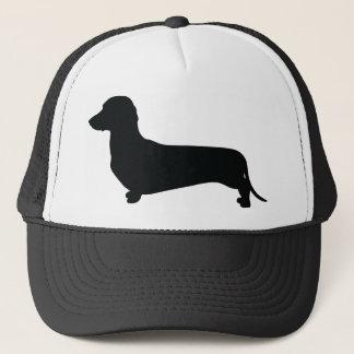 Basic Dachshund Trucker Hat