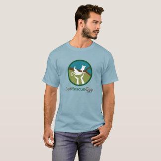 Basic dark color, large logo T-Shirt