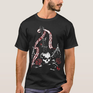 Basic Dark T - Men's - Skullduggery T-Shirt