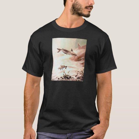 Basic Dark T-Shirt Catfish