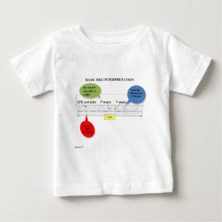 BASIC EKG INTERPRETATION BABY T-Shirt