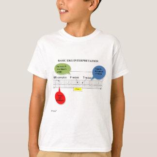 BASIC EKG INTERPRETATION TSHIRT