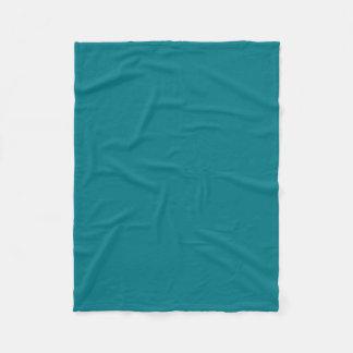 Basic Fleece Blanket: Customisable Fleece Blanket