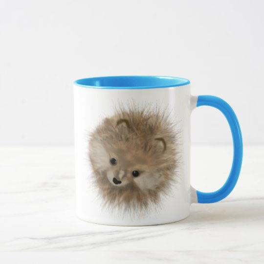 Basic Fur-ball Mug
