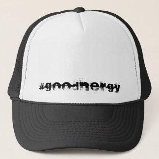 Basic #GoodNergy Trucker Hat