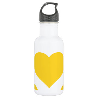 Basic Heart Freesia 532 Ml Water Bottle