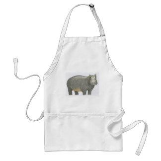 Basic Hippo Apron