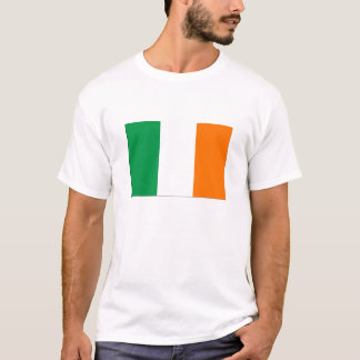 Basic Irish Flag shirt