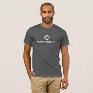Basic IronCore T on dark gray T-Shirt