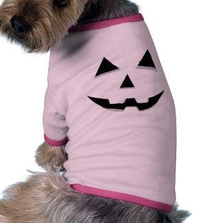 Basic Jack-O-Lantern Shape Design Pet Clothes