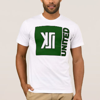 Basic KSI United Logo Green Tee