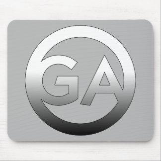 Basic Logo Mousepad - Grey
