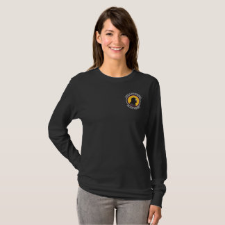 Basic Long Sleeve T-Shirt: Read Smart Cavewoman T-Shirt