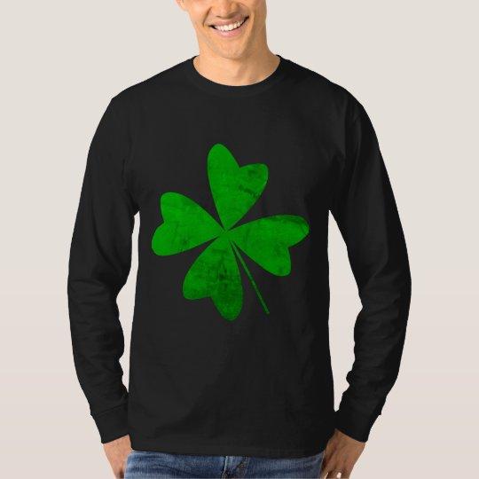 Basic long sleeve tee-shirt Man, Clover T-Shirt