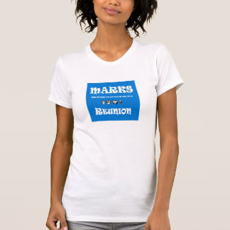 Basic Marks Reunion Tee, Ladies T-Shirt