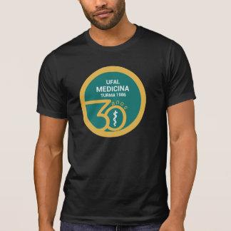 Basic Masculine t-shirt - MED UFAL 86
