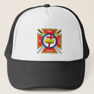 BASIC MASONIC KNIGHTS TEMPLAR BALL CAP