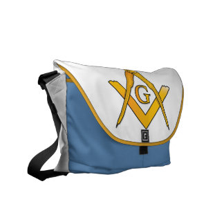 BASIC MASONIC MESSENGER BAGS