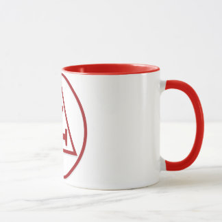 BASIC MASONIC ROYAL ARCH MUG