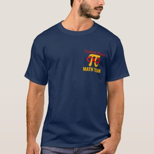 Basic Math Team T-Shirt