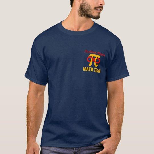 Basic Math Team T-Shirt