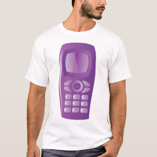 Basic Mobile Phone Mens T-Shirt