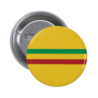 Basic Rasta Stripes 6 Cm Round Badge